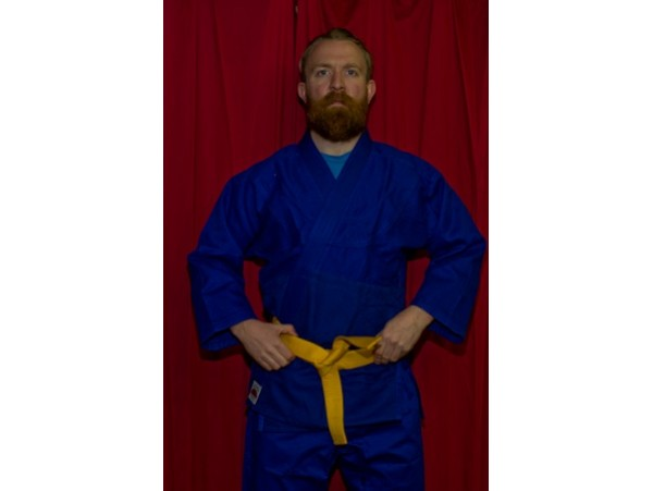 Judo Suit Blue - Adult Sizes