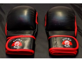 MMA Sparing Gloves - Added Wrist Support Leather