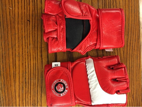 MMA Bag Mitts - Leather
