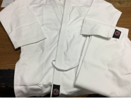 12 oz Karate Suit
